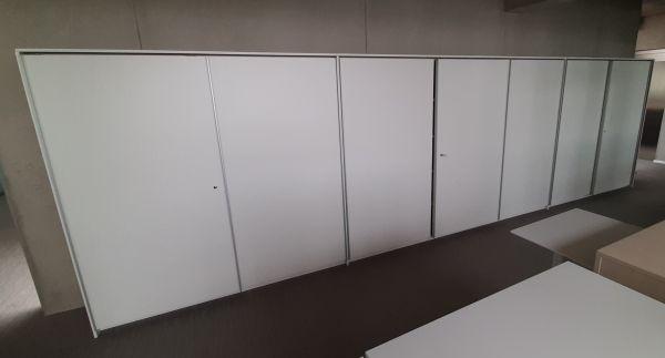 Schwebetürsystem basic S Schrankwand 5 OH